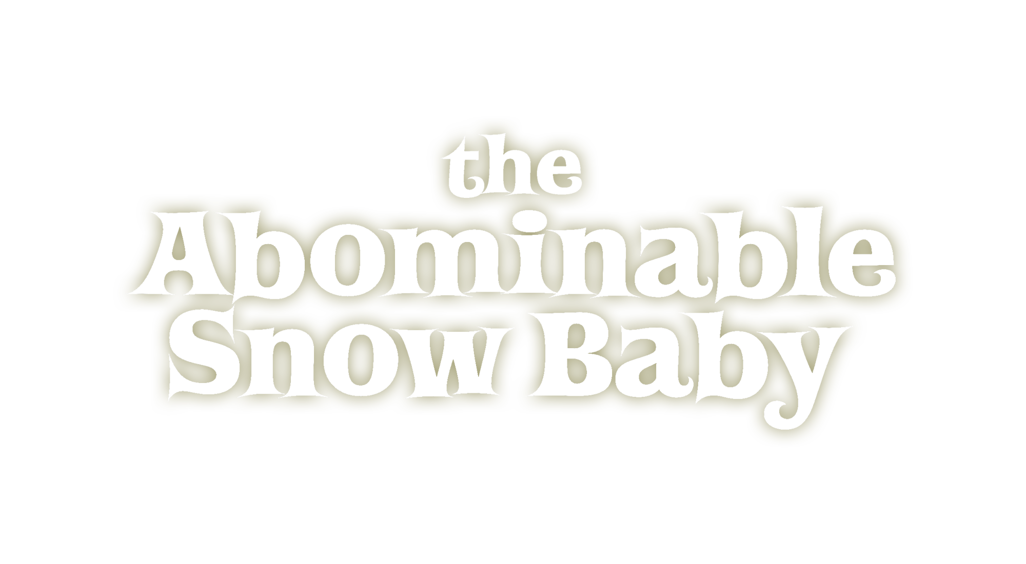 The Abominable Snow Baby logo